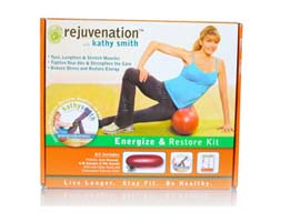 Kathy Smith Energize and Restore Kit
