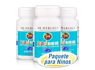Kids' Krill Oil 3 Packs