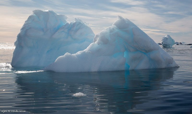 icebergs of antarctic