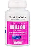 Krill Oil with EPO for Women