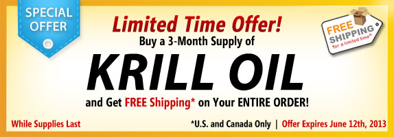 Krill Oil Special Offer