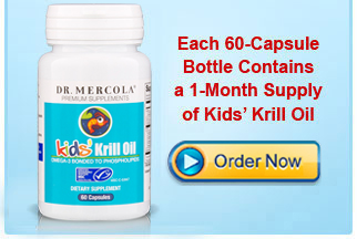 Order Krill Oil for Kids