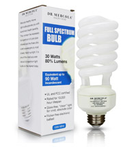 Full Spectrum Light Bulb