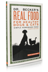 El Libro de la Dra. Becker Titulado Real Food for Healthy Dogs and Cats