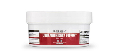 Liver and Kidney Support single container