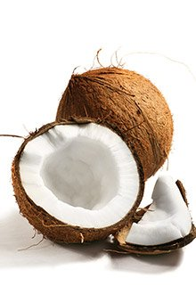 Coconut: Source of MCT