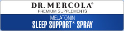 Melatonin Sleep Support Spray