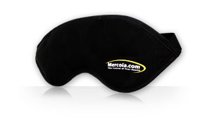 Mercola Sleep Mask with Lavender