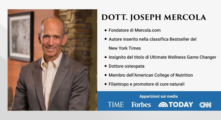 Dott. Joseph Mercola