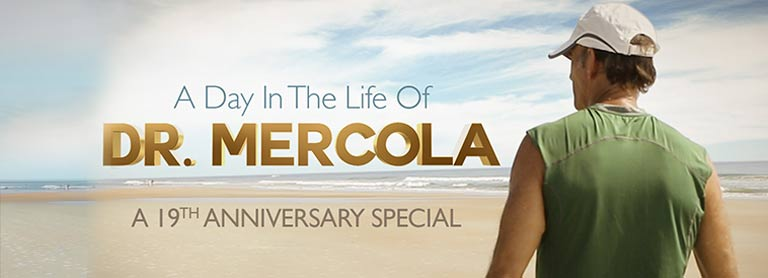 A Day in the Life of Dr. Mercola