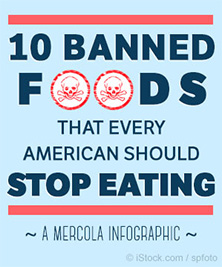 Banned Foods
