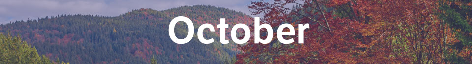 October - Fasting
