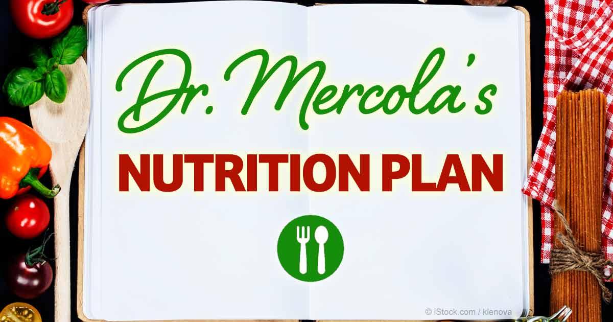 Nutrition plan mercola 5-htp
