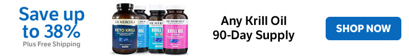 ​Save up to 38% on any Krill Oil 90-Day Supply