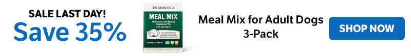 Save 35​% on a Meal Mix for Adult Dogs 3-Pack