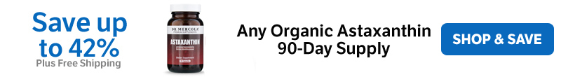 Save up to 42% on any Organic Astaxanthin 90-Day Supply