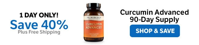 Save 40% on Curcumin Advanced 90-Day Supply