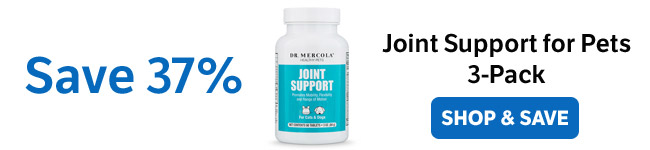 ​Save 37% on a Joint Support for Pets 3-Pack