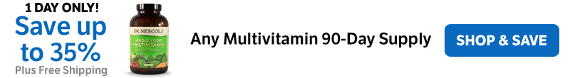 Save up to 35% on any Multivitamin 90-Day Supply