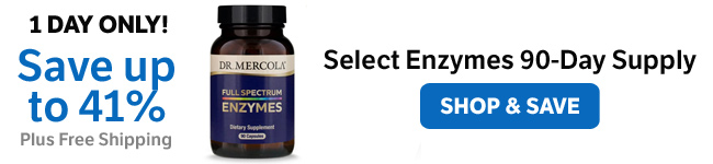 Save up to 41% on Select Enzymes 90-Day Supply