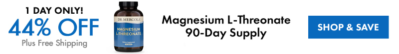 Get 44% Off on Magnesium L-Threonate 90-Day Supply