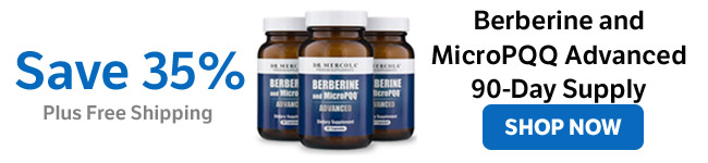 ​Save 35% on a 90-Day Supply Berberine