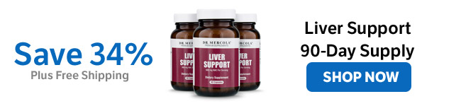 Save 34%  on a Liver Support 90-Day Supply