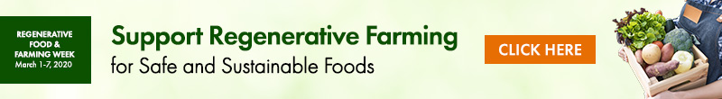 Regenerative Food & Farming Week 2020