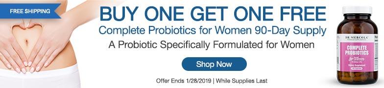 Women Probiotics