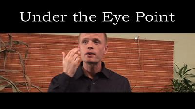 EFT Techniques - Under Eye Point