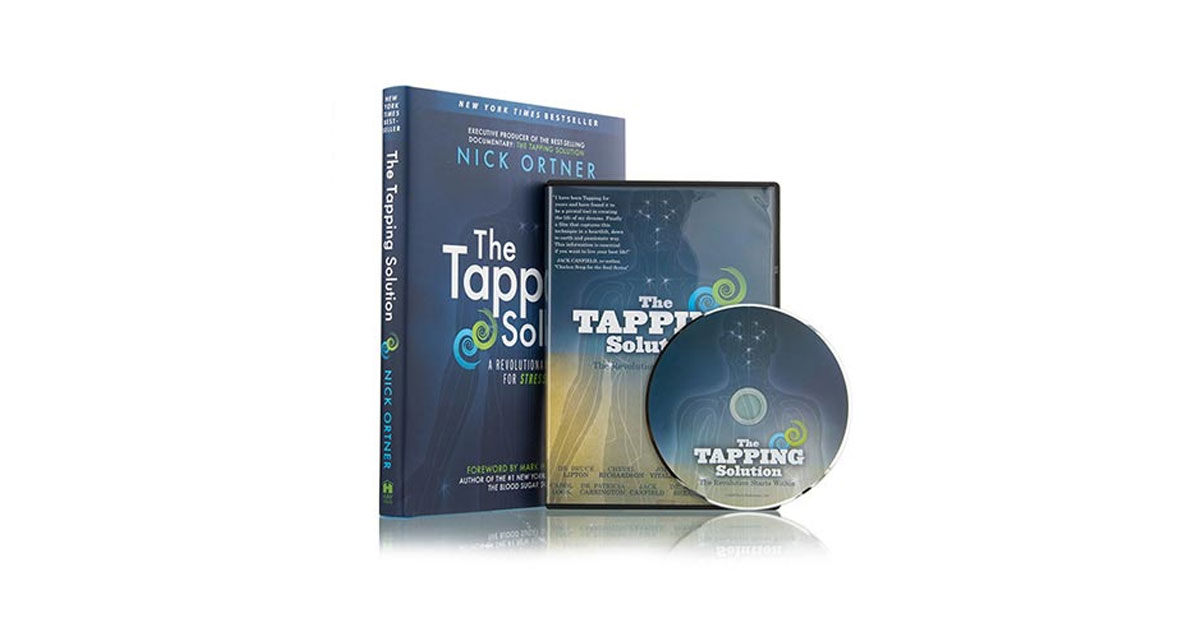 The Tapping Solution Book and DVD Combo