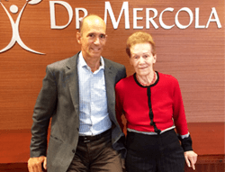 Dr. Mercola and Mother