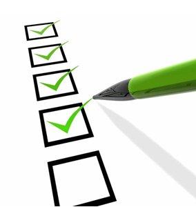 sulfur formula checklist