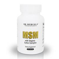 High Quality Msm Organic Sulfur Formula Supplement