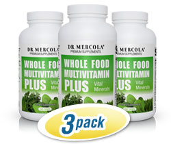 Multivitamin Plus 3-pack