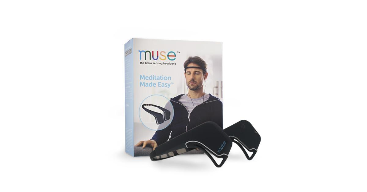 Muse Headband - Brain Sensing Mindfulness Meditation