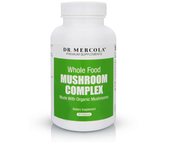 Whole Food Mushroom Complex