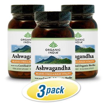 Ashwagandha 3-Pack