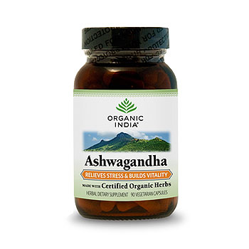 Ashwagandha Single Bottle