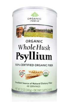 Organic Whole Husk