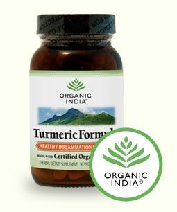 Turmeric Formula by Organic India