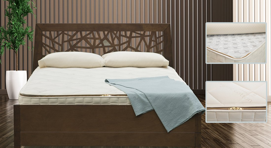 Organic Cotton Mattresses & Bedding