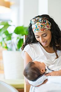 Salud protectora de la lactancia materna