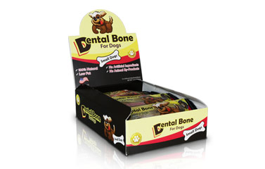 Dental Bones for Small Dogs Single Container