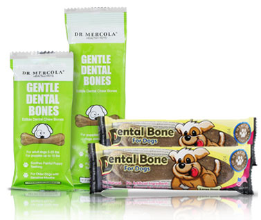Dental Bone and Gentle Dental for Dogs