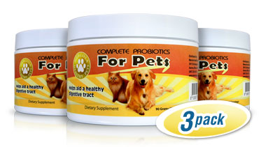 Probiotics for Pets 3pack
