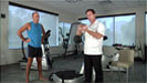 Power Plate balance video demo