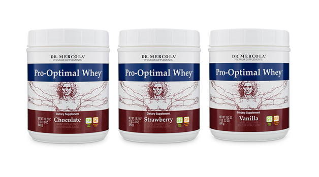 Pro-Optimal Whey 3-Pack
