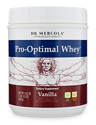 Pro-Optimal Whey  Vanilla Flavor