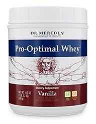 Pro-Optimal Whey  Vanilla Flavor